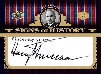 Guide to Collecting Autographed Presidential Memorabilia 4