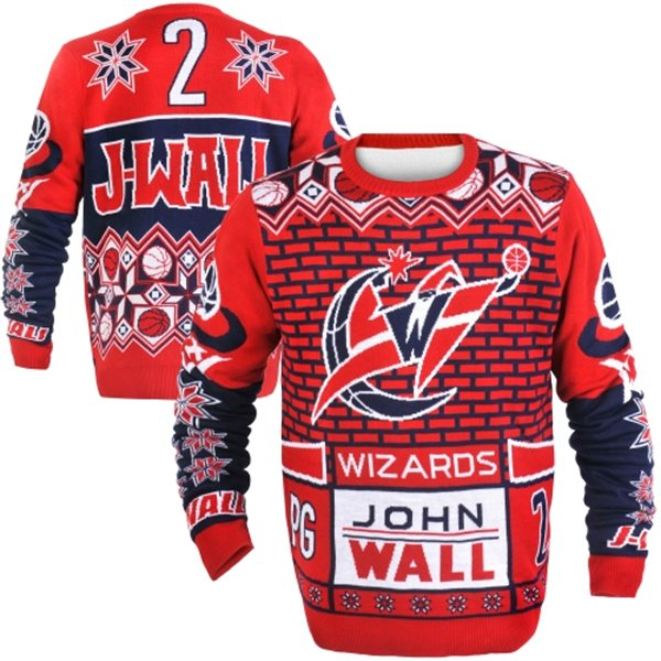John Wall Ugly Sweater