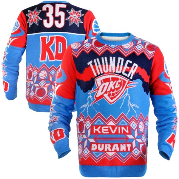 Kevin Durant Ugly Sweater