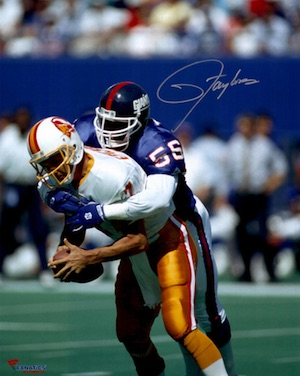 Lawrence Taylor New York Giants Signed Photo