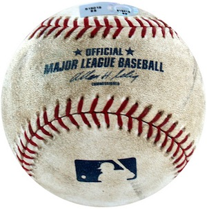 Los Angeles Dodgers Game-Used Bases and Baseballs