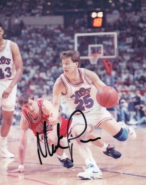 Mark Price Cleveland Cavaliers Signed Photo