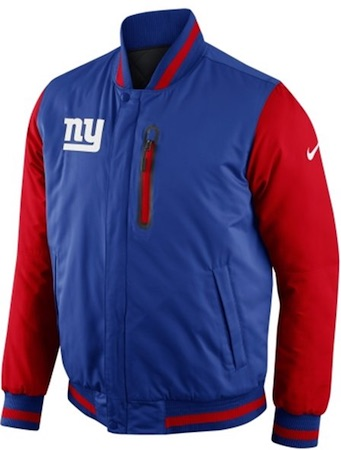 New York Giants Outerwear