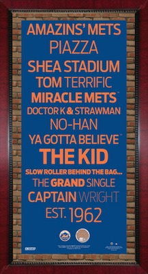 Ultimate New York Mets Collector and Super Fan Gift Guide  11