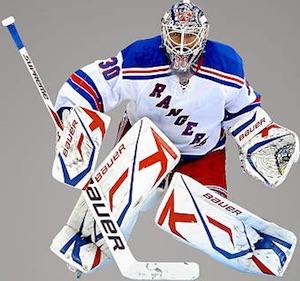 New York Rangers Fathead Henrik Lundqvist