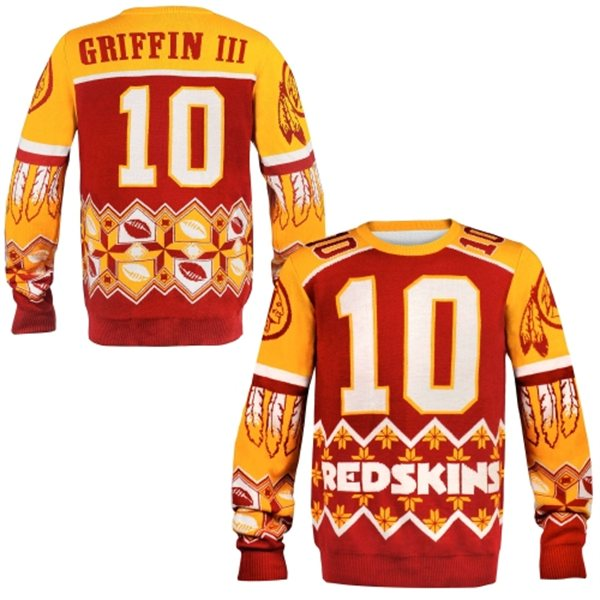 These Sports Ugly Sweaters Are the Ugliest 7