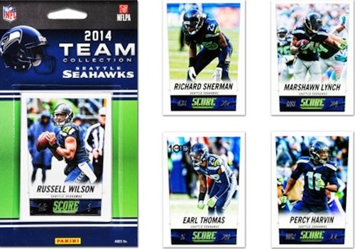 Seattle Seahawks Team Card Sets