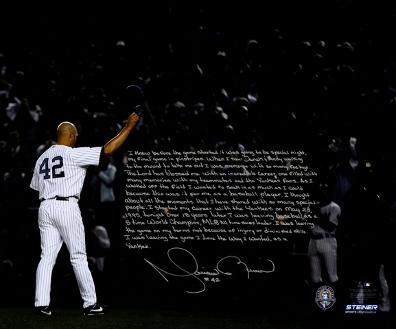 Steiner In Their Own Words Mariano Rivera Story Pages 1