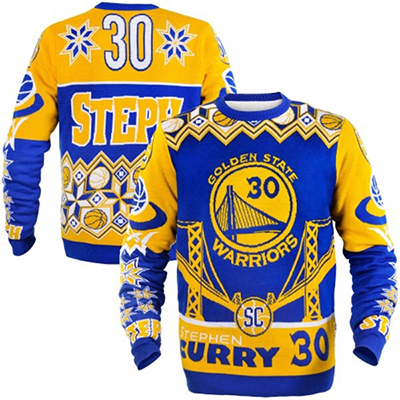 Stephen Curry Ugly Sweater