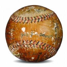 1919 World Series Black Sox Scandal Memorabillia Headed for Auction 1