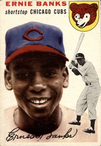 14 Ernie Banks Cards That Show His Love for Life and Baseball 1