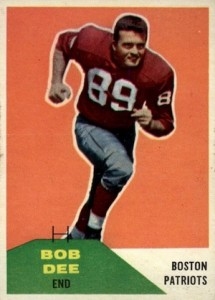 Top New England Patriots Rookie Cards of All-Time 4