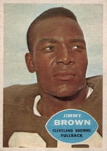 1960 Topps Jim Brown #23