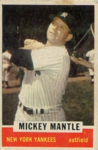 Comprehensive Guide to 1960s Mickey Mantle Cards 55
