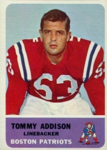 Top New England Patriots Rookie Cards of All-Time 8