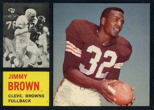 Top Jim Brown Football Cards of All-Time 9