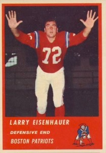 Top New England Patriots Rookie Cards of All-Time 5