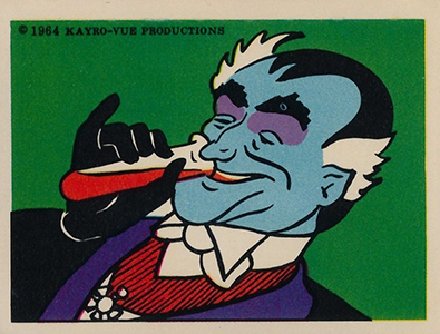 1964 Leaf Munsters Trading Cards 25