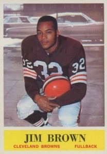 1964 Philadelphia Jim Brown #30