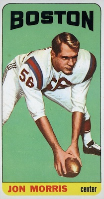 Top New England Patriots Rookie Cards of All-Time 9