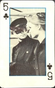 1966 Green Hornet Playing Cards Bruce Lee