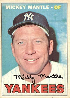 1967 Topps Baseball Cards 1
