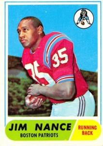 Top New England Patriots Rookie Cards of All-Time 11