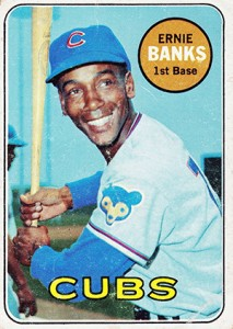 14 Ernie Banks Cards That Show His Love for Life and Baseball 5