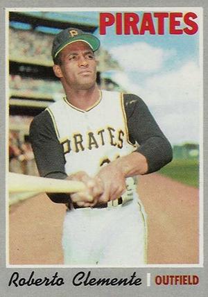 1970 Topps Baseball Cards 29