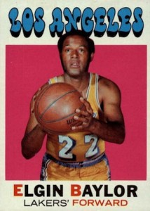 Elgin Baylor Rookie Card and Vintage Card Guide 7