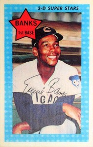 14 Ernie Banks Cards That Show His Love for Life and Baseball 7