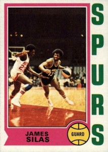 Top San Antonio Spurs Rookie Cards of All-Time 12
