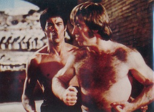 1974 Yamakatsu Way of the Dragon Bruce Lee Chuck Norris #68