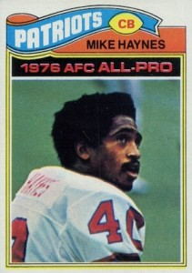 Top New England Patriots Rookie Cards of All-Time 10