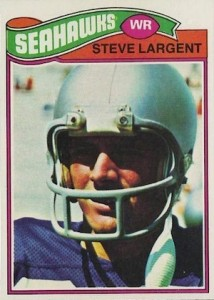 Top 10 Steve Largent Football Cards 10
