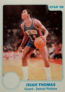 Isiah Thomas Rookie Cards Guide and Checklist 3