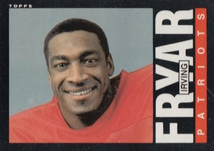 Top New England Patriots Rookie Cards of All-Time 38