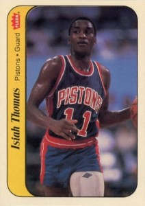 Isiah Thomas Rookie Cards Guide and Checklist 5