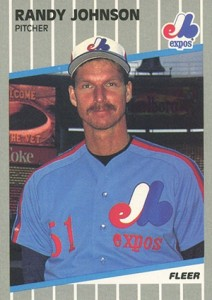 10 Randy Johnson Baseball Cards That Are Nothing Short of Awesome 2