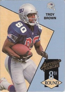 Top New England Patriots Rookie Cards of All-Time 47