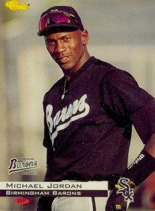 michael jordan baseball cards guide and checklist. Black Bedroom Furniture Sets. Home Design Ideas