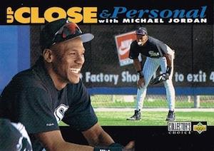 Ultimate Michael Jordan Baseball Cards Guide 25