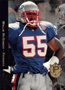 Top New England Patriots Rookie Cards of All-Time 37