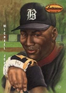 Ultimate Michael Jordan Baseball Cards Guide 54