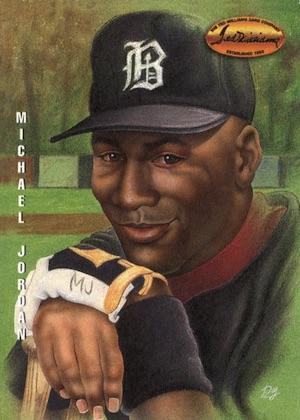 Ultimate Michael Jordan Baseball Cards Guide 21