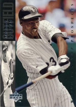 Ultimate Michael Jordan Baseball Cards Guide 11