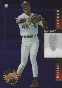 Ultimate Michael Jordan Baseball Cards Guide 57