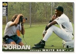 Ultimate Michael Jordan Baseball Cards Guide 30