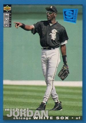 Ultimate Michael Jordan Baseball Cards Guide 15