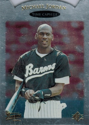 Ultimate Michael Jordan Baseball Cards Guide 27